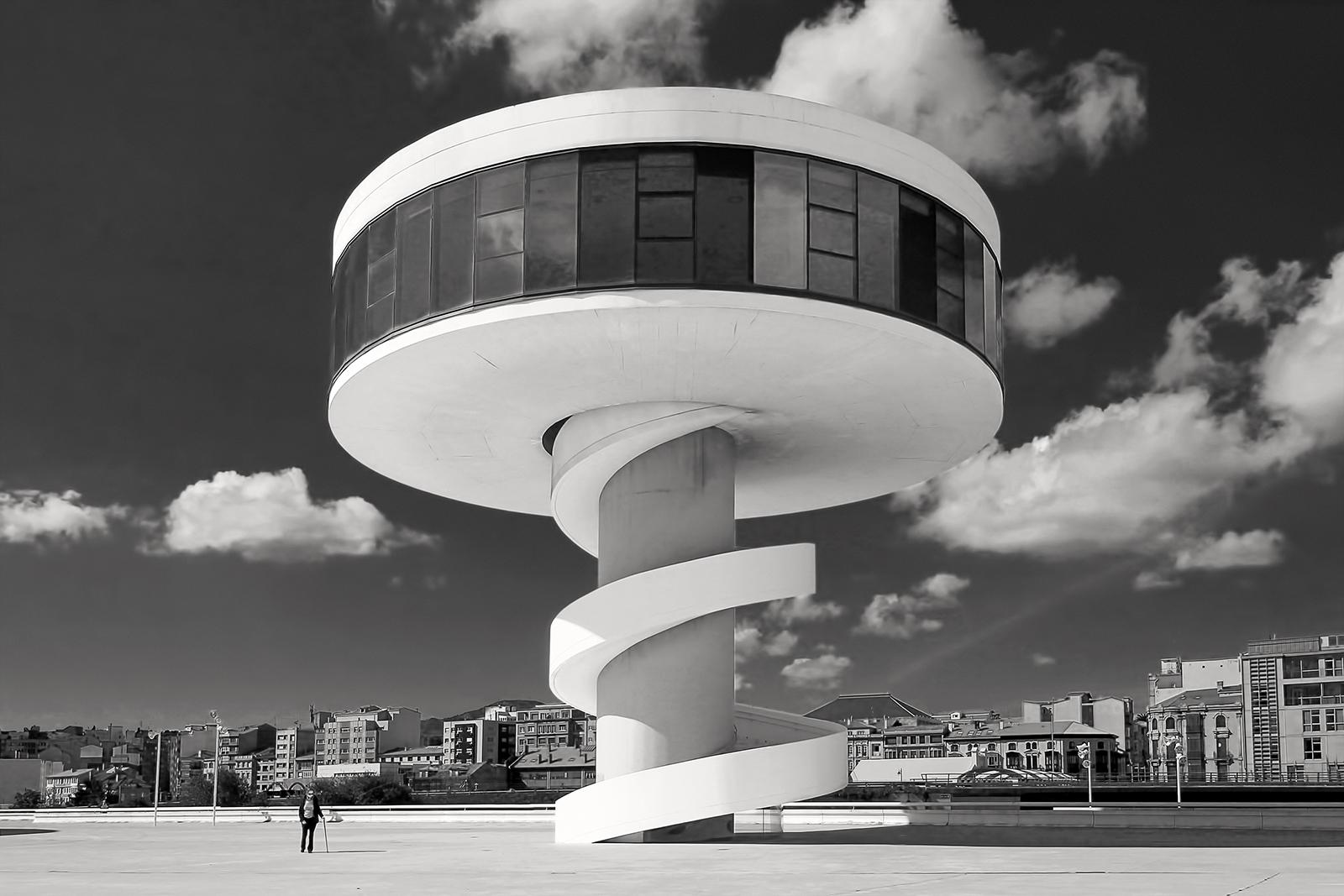 Pam Sherren_Niemeyer Centre Aviles_