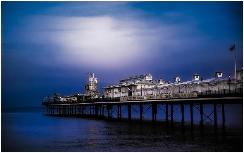 HC_Peter Jeffery_Paignton Pier