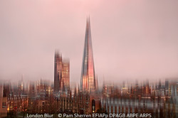 Pam Sherren_London Blur