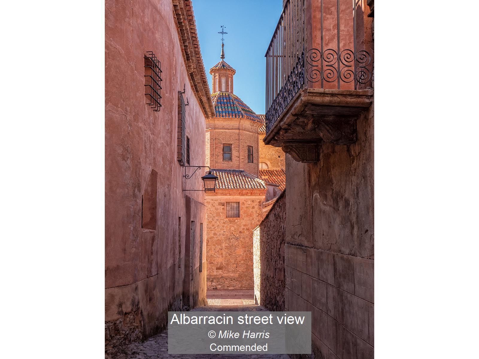 Albarracin street view_Mike Harris_Comm.