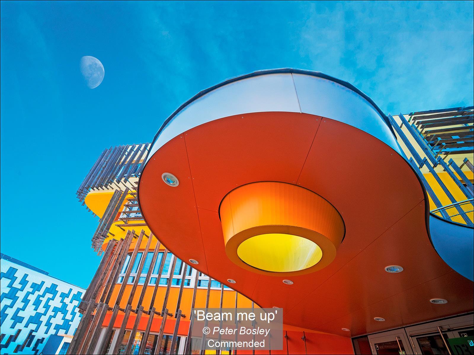 'Beam me up'_Peter Bosley_Comm