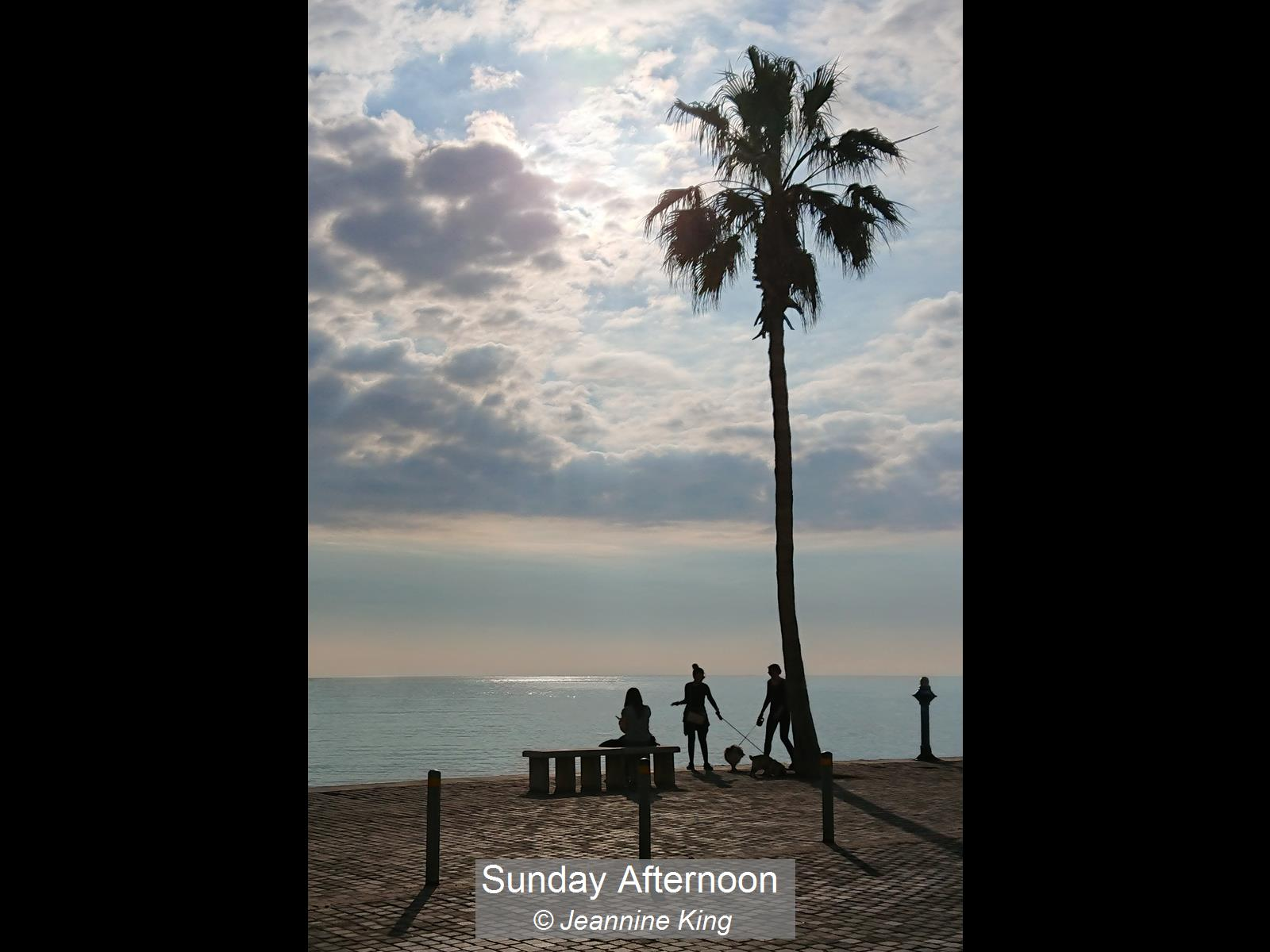 Jeannine King_Sunday Afternoon_None