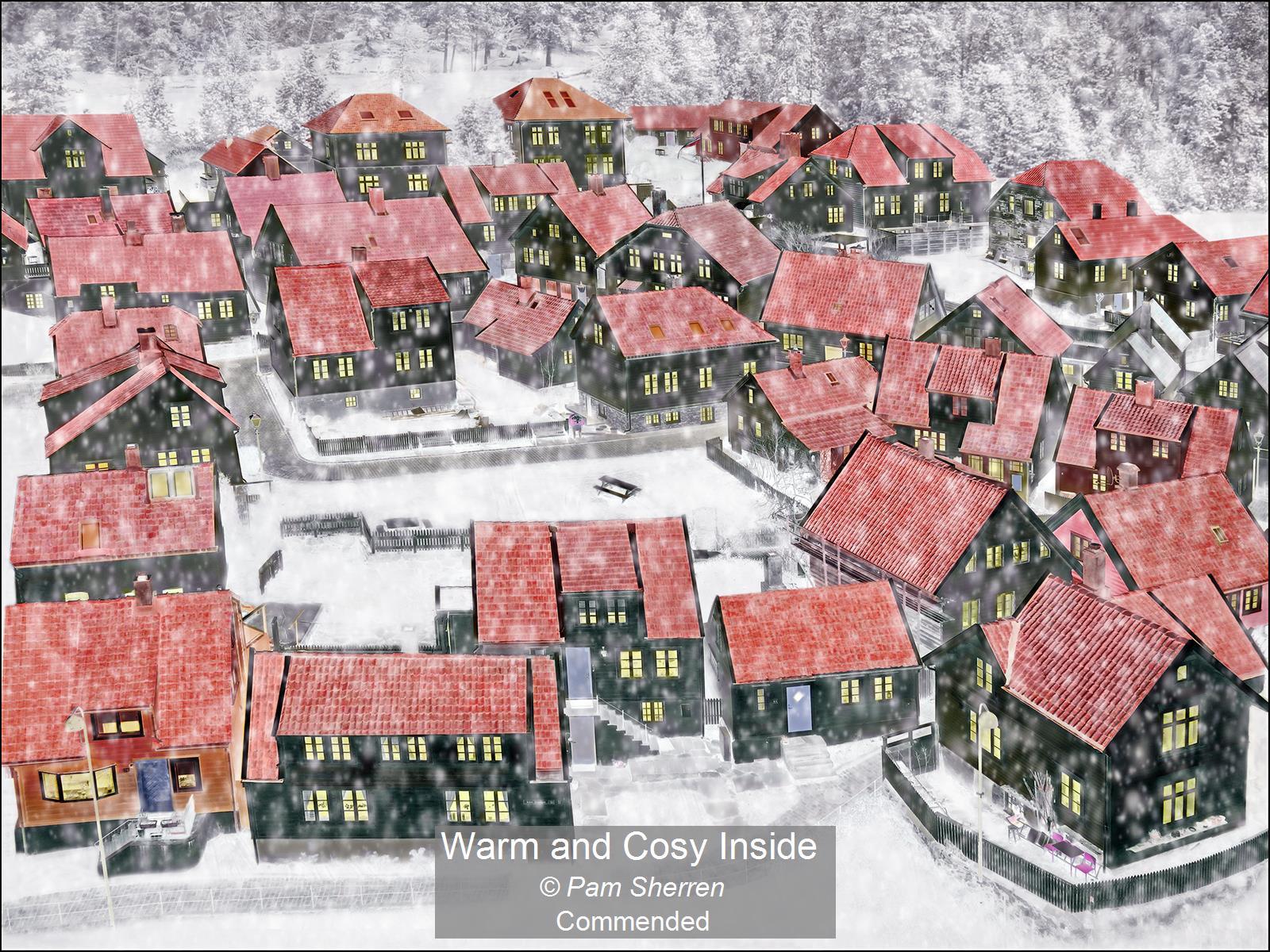 Warm and Cosy Inside_Pam Sherren_Comm