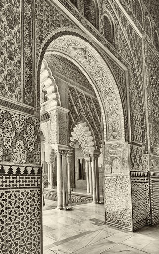 Mike Harris_Moorish Palace