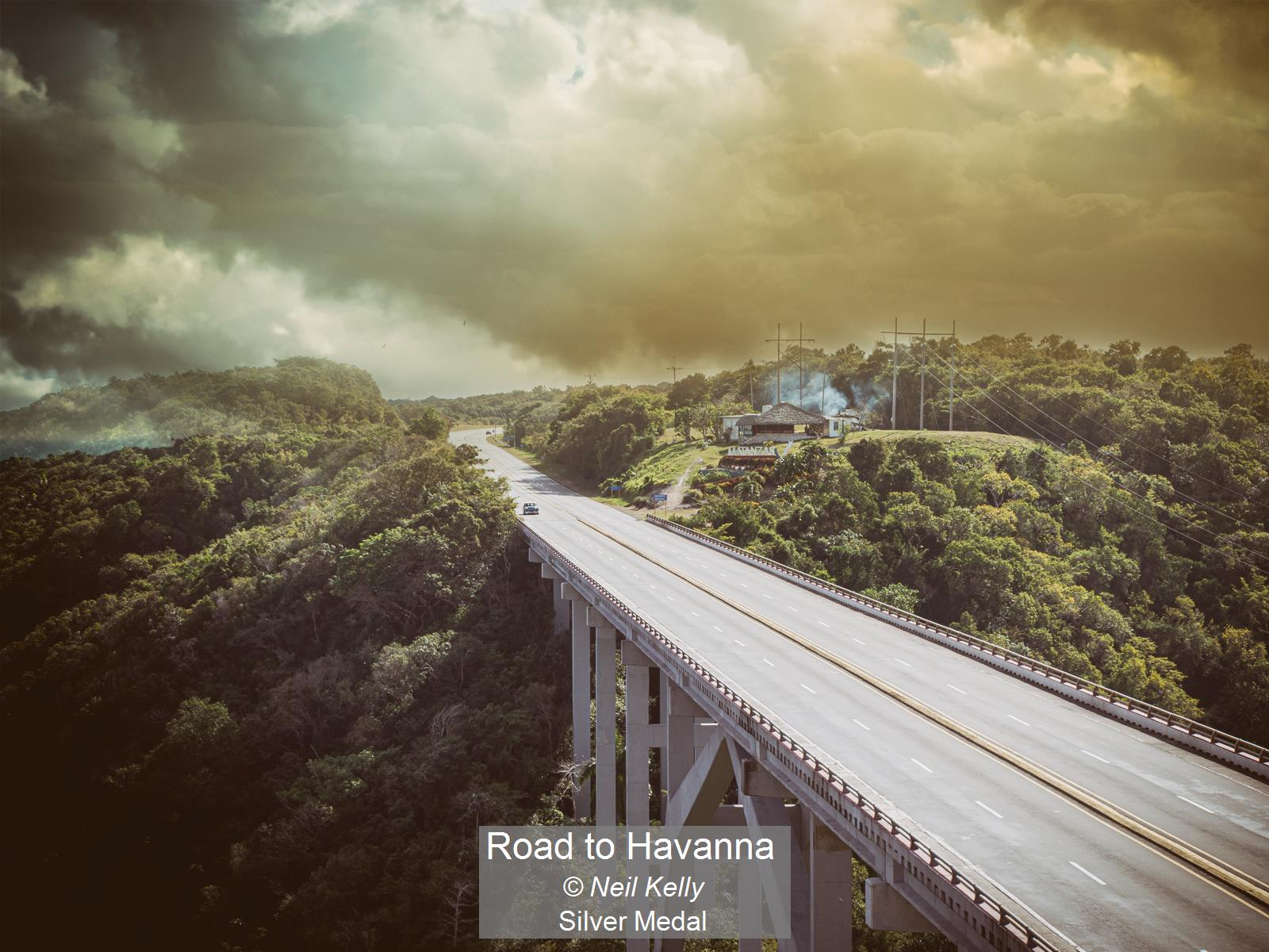 Road to Havanna_Neil Kelly_Silver