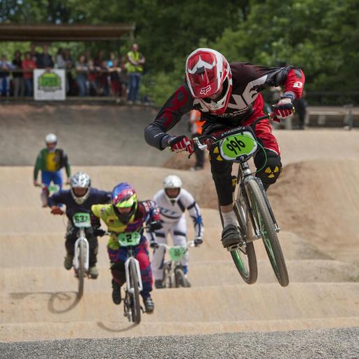 David Eales_BMX Racer