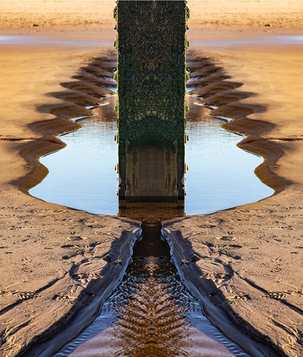 Jude Hewlett_Shapes of Sand and Waternd