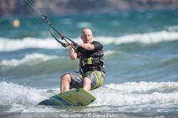 Highly Commended_David Eales_Kite surfer