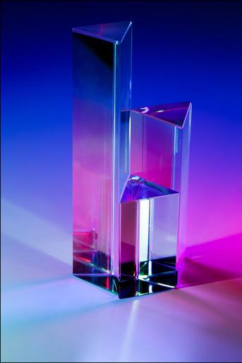 Mark Jeffery_Colourful prisms