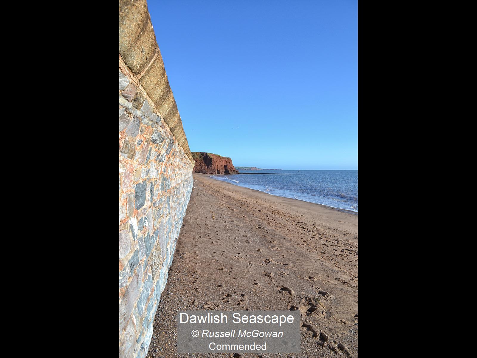 Dawlish Seascape_Russell McGowan_Comm