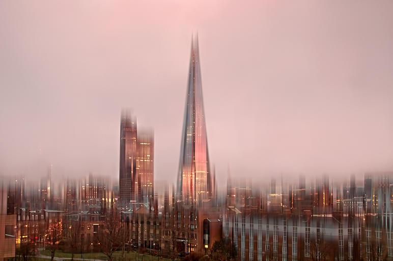 Gold_Pam Sherren_London Blur
