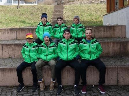 Qualifikation schweiz. Schulsporttag Unihockey-Turnier