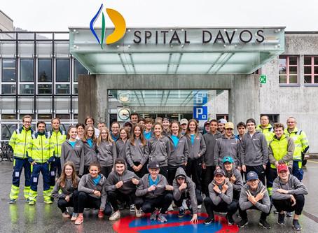 Erste-Hilfe-Tag im Spital Davos