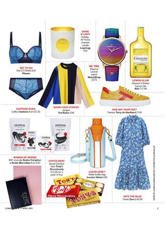 S Magazine, April '21