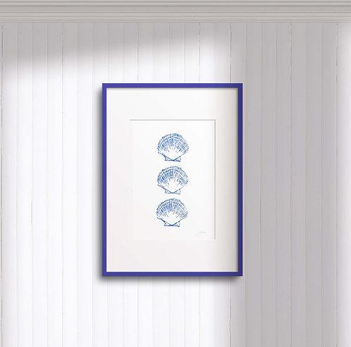 ORIGINALS: The Ocean Botticelli Shells Series