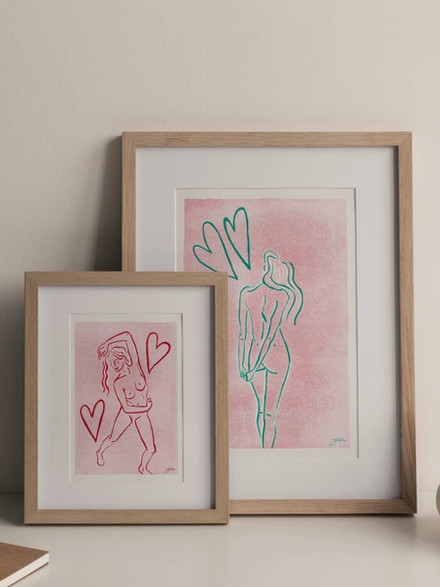 Motherhood Prints, Nina, November '20