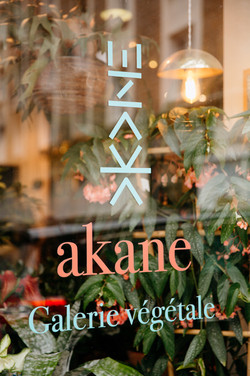 Reportage fleuriste Akane Rennes