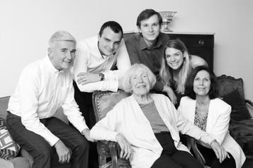 séance photo famille intergénérationnelle