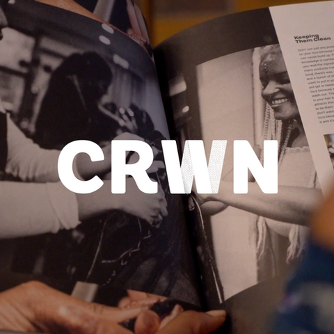 CRWN Magazine