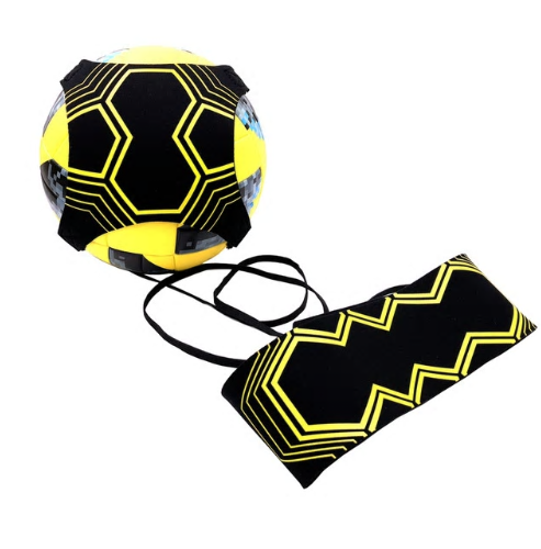 Top quality Football Kick Solo Trainer Belt Adjustable Swing bandage Control Soc