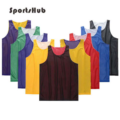 SPORTSHUB Anti-pilling Breathable Basketball Jerseys Polyester Anti-wrinkle Coll