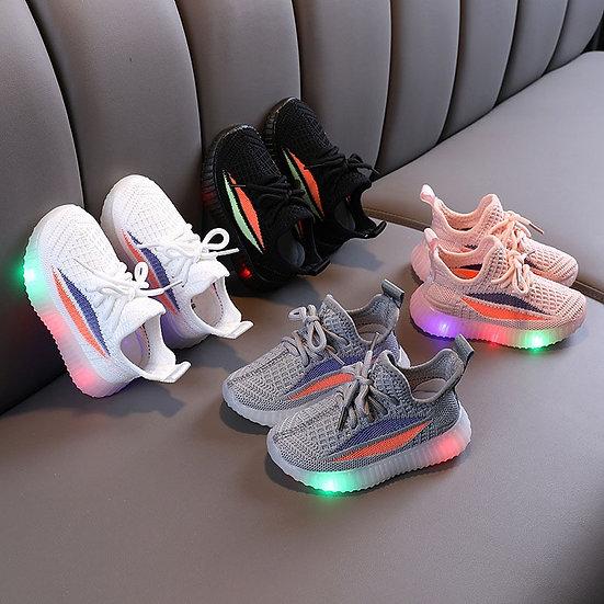Kid Running Sneakers Summer Children Sport Shoes Tenis Infantil Boy Basket Foot