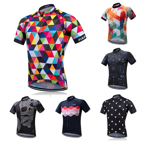 2020 New Arrival PRO TEAM Men CYCLING JERSEY Bike Cycling Clothing Top Quality