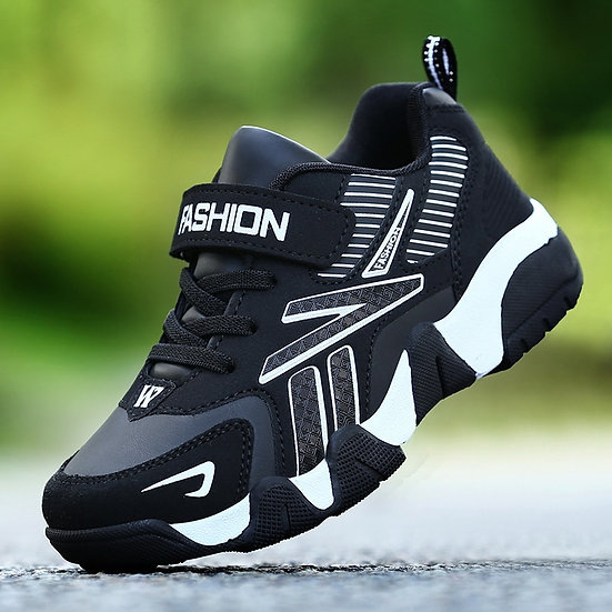 Sport Kids Sneakers Boys Casual Shoes for Children Sneakers Girls Shoes Leather