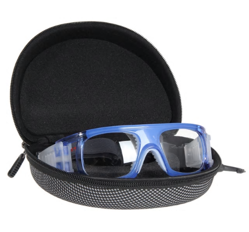 1 set Unisex Waterproof Goggles Protective Box Crush-resistant Sports Glasses St