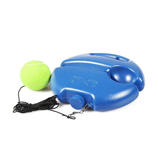 Tennis Trainer Single Self-Study Tennis Training Tool Practice Rebound Ball