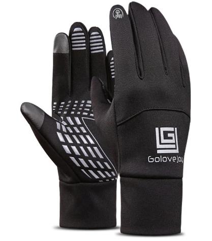 Men Ski Gloves Outdoor Sport Skiing Touch Screen Gloves Snowboard Waterproof Win