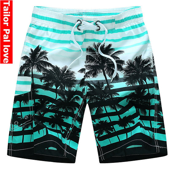 M-6xl Mens Swimming Shorts Swimwear Men Swimming Trunks Plus Size Swimsuit Man