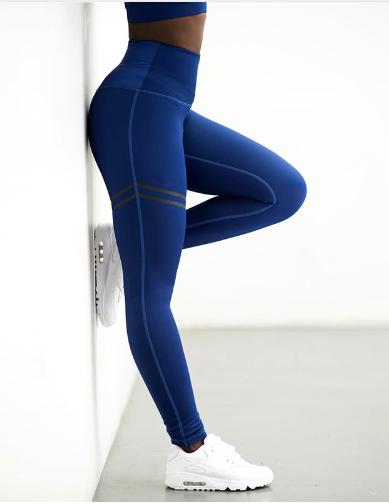 High Waist Transparent Leggings Pantalon Woman Legging Pants Female Active Wear