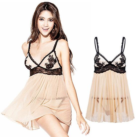 S M L XL  2XL 3Xl 4Xl 5XL 6XL Plus Size Women Sexy Lingerie Hot Lace Dress Under