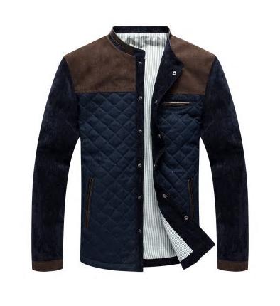 2018 Spring Autumn Man Casual Jacket baseball jaquetas de couro ,Man College Jac
