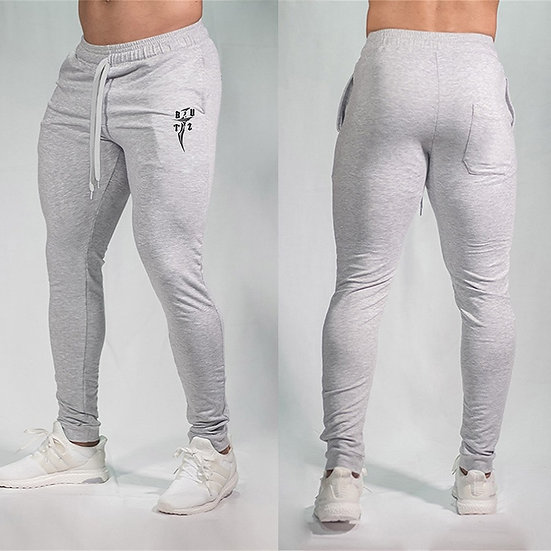 New Cotton Compression Pants Running Tights Men Sports Leggings Fitness Sports