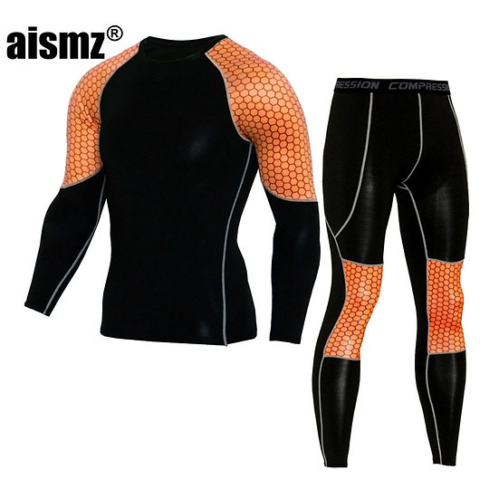 Aismz the Latest Brand Clothing Quality in Thermal Underwear Long Johns Quick