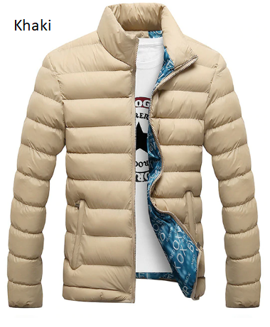 2020 New Winter Jackets Parka Men Autumn Winter Warm Outwear Brand Slim Mens Coa