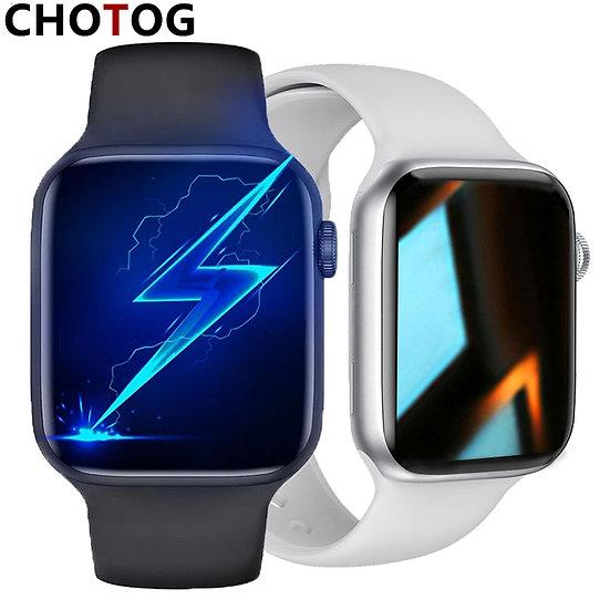 2021 Smart Watch Men Smartwatch Women Dial Call Watch Waterproof Fitness Track