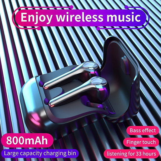 2020 NEW Arrival G9 Bluetooth 5.0  Headphone Wireless Earphone Earbuds Tws