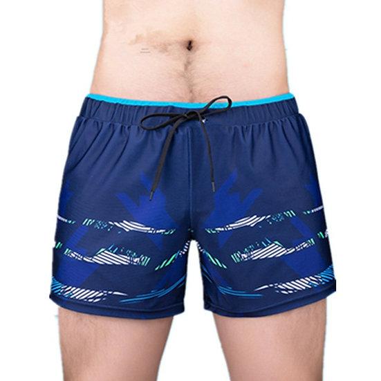 M-5xl Plus Size Swimming Trunks for Men Swimming Shorts Swimwear Man Swimsuit
