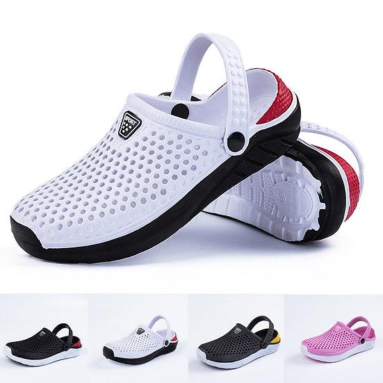 Unisex Fashion Beach Sandals Thick Sole Slipper Waterproof Anti-Slip Sandals