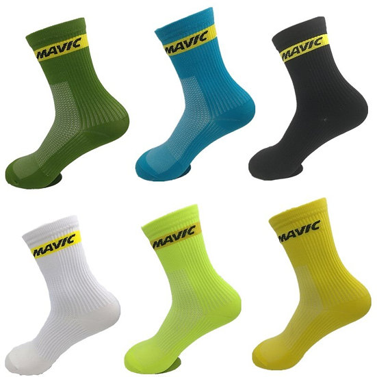 Women Cycling Sport Running Socks Ankle Basketball Bicycle Climbing Camping Sock