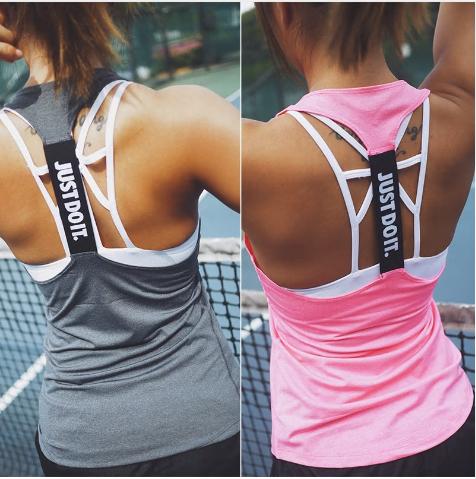 Summer Tops for Women 2018 Women Tank Tops Vest Sleeveless Fitness Shirts Tight