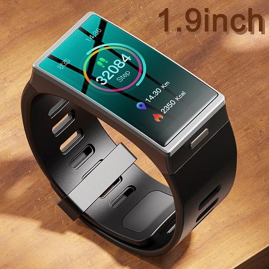 DM-12 Smart Watch Men 1.9 Inch 170*320 Screen Smartwatch Women IP68 Waterproof