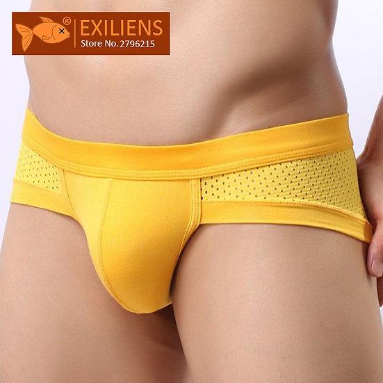 EXILIENS Sexy Men Briefs Underwear Mens Brief Modal Ropa Interior Hombre Slip