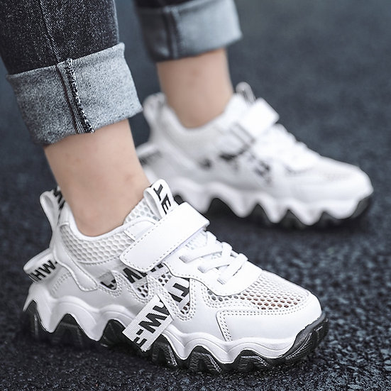 Summer Unisex Children Shoes Comfortable Sneakers for Girls Mesh Kids Shoes