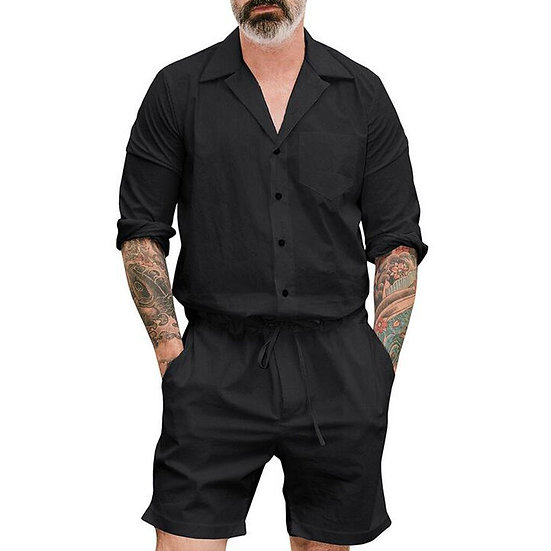 Summer Beach Fashion Leisure Sports Fitness Jogging T-Shirt Shorts Men's Suit