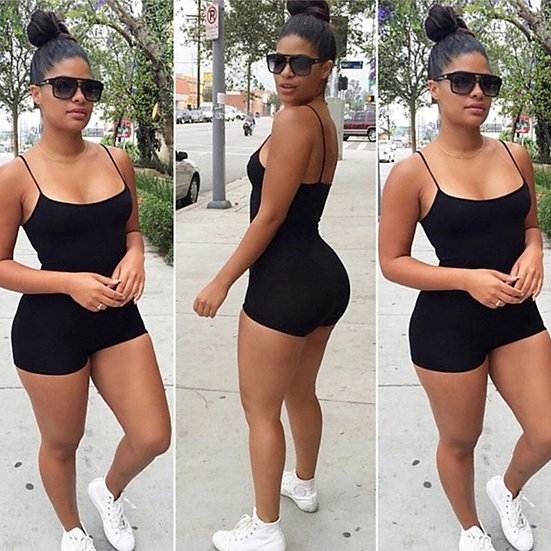 2020 Lady Jumpsuit Plus Size and Romper for Women,Sexy Condole Super Short