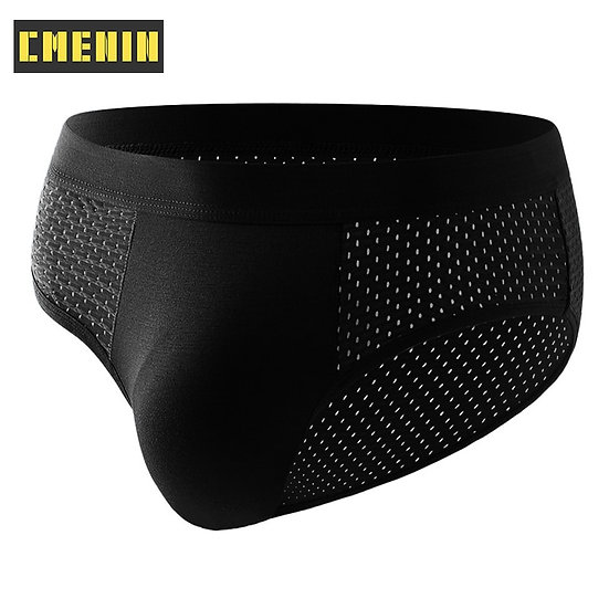 Low Waist Cotton Sexy Underwear Men Jockstrap Low Waist Briefs Men Bikini Gay